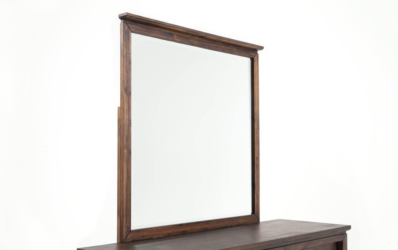 Chadwick Rustic Dresser & Mirror
