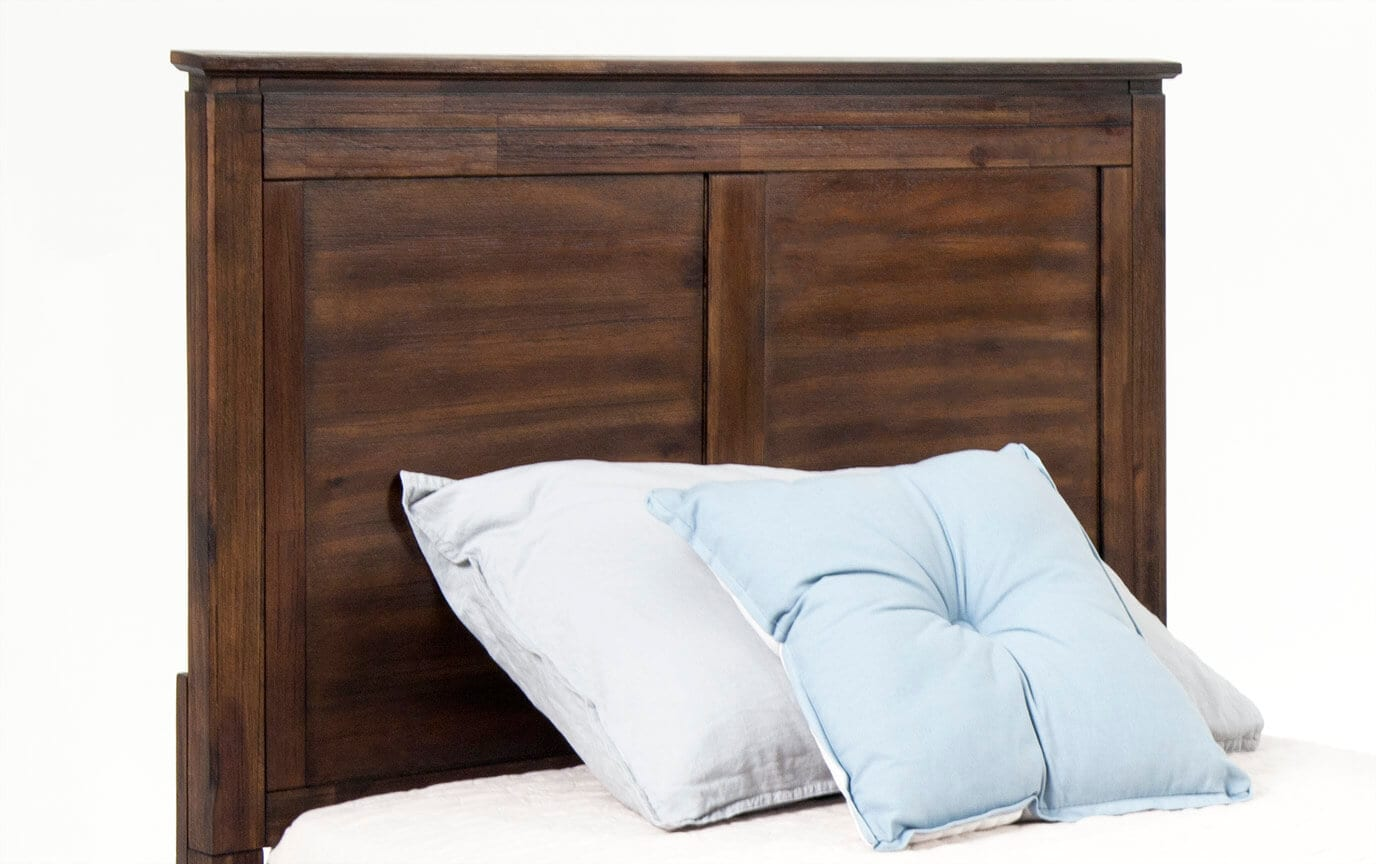 Chadwick Full Rustic Panel Bedroom Set