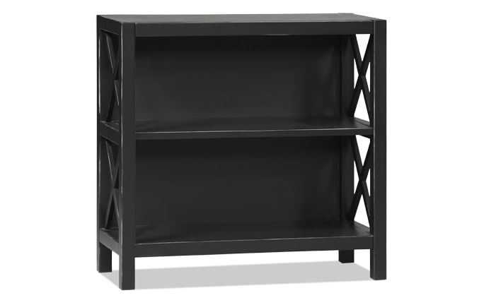 Criss Cross Bookcase