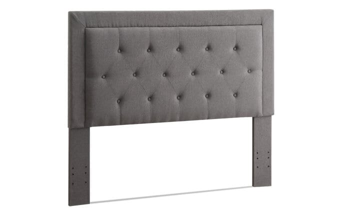 Donna Charcoal Headboard Full/Queen