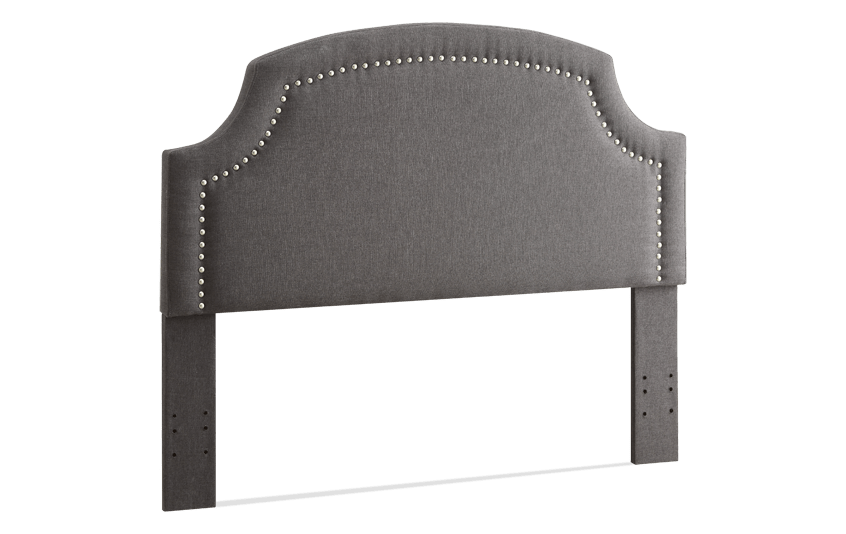 Dale Charcoal Headboard Full/Queen