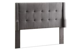 Else Charcoal Headboard Full/Queen