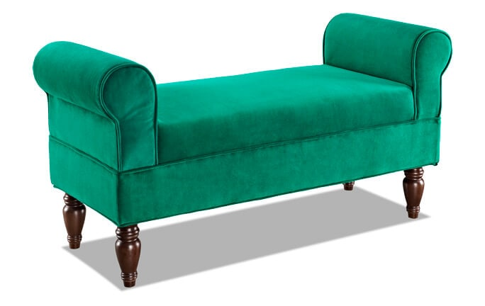 Franci Emerald Bench