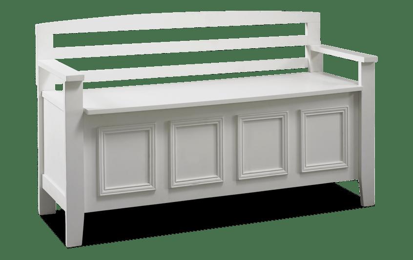 Glitz Storage Bench