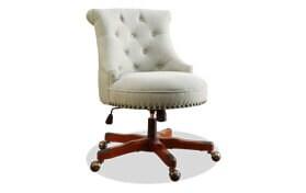 Sabrina Natural Office Chair