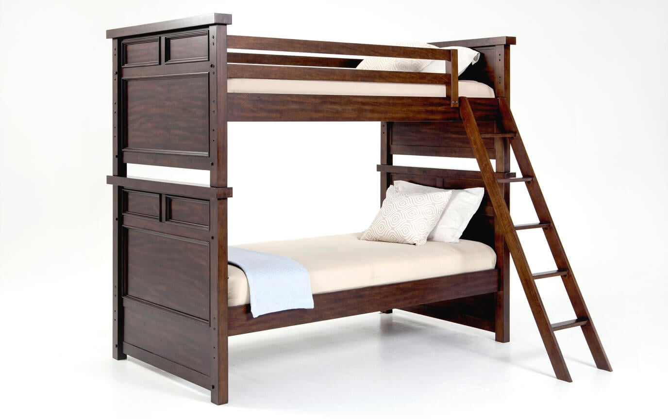 Hudson Youth Twin Bunk Bed Bobs Com