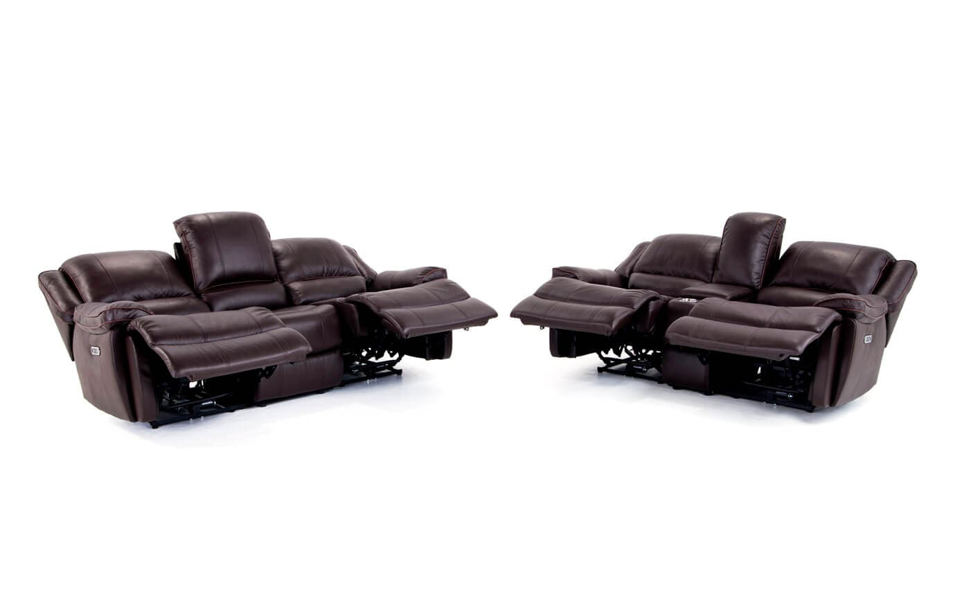 Electric Reclining Sofas Bad More Galaxy Reclining Sofa