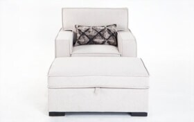 Playscape Chair & Storage Ottoman