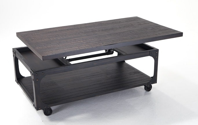 Merveilleux Foundry Coffee Table