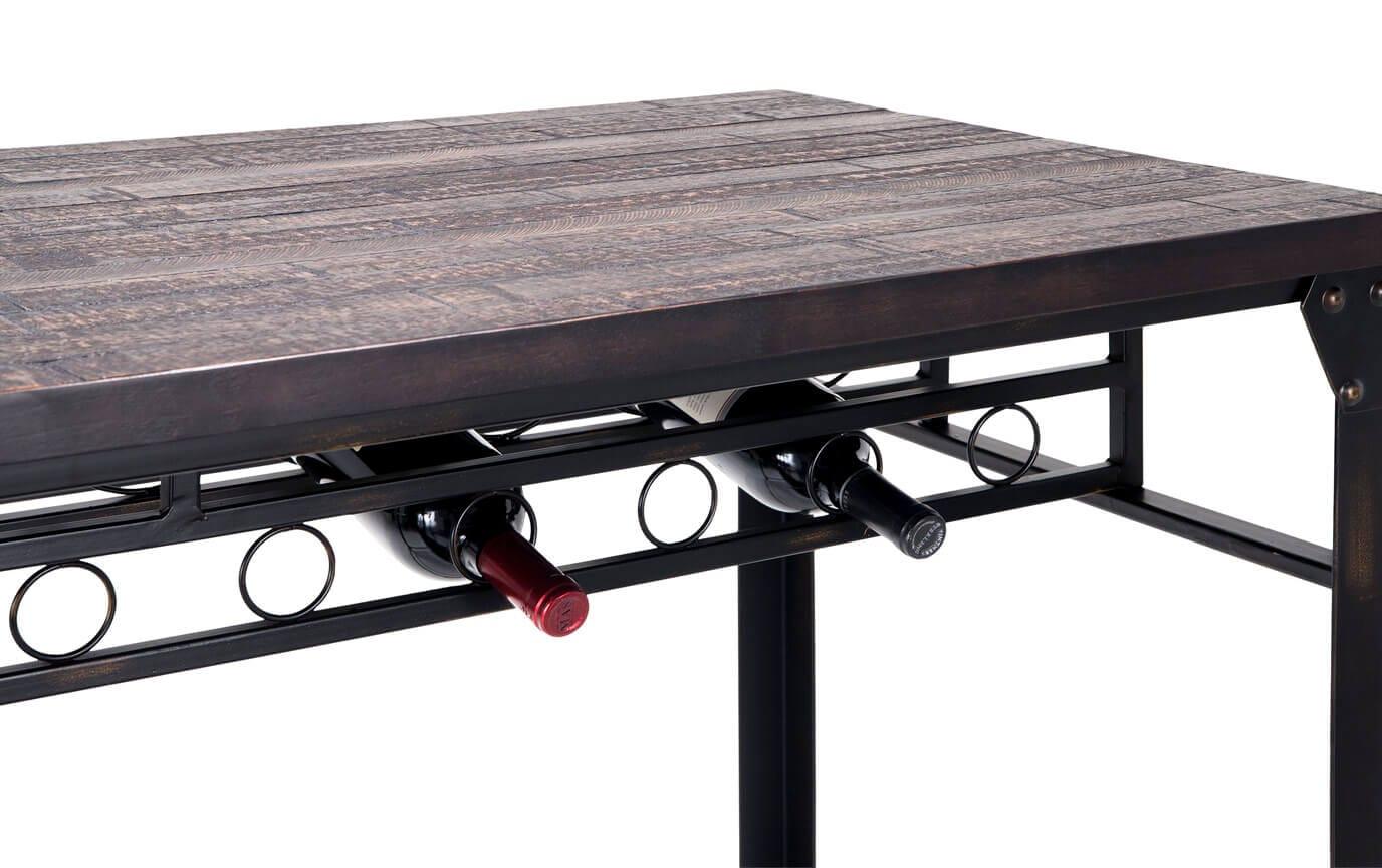 Foundry Bar Table