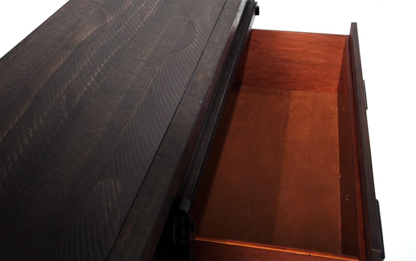 Montana Brown Dresser