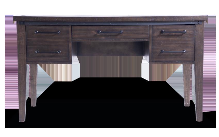 Montana Brown Desk
