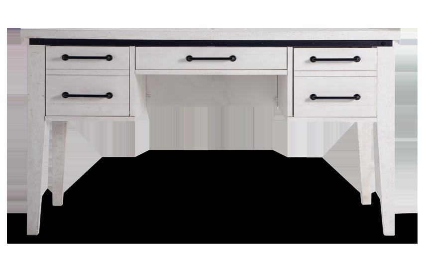 Montana White Desk
