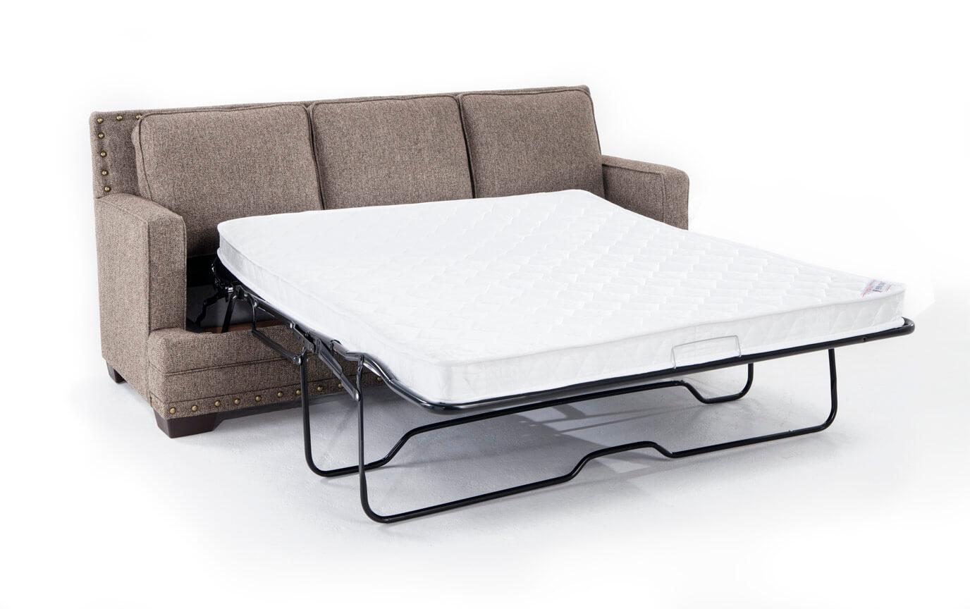 Garden City Queen Innerspring Sleeper Sofa