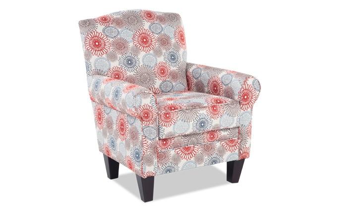 Tory Firework Accent Chair