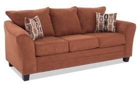 Adrina Saddle Sofa