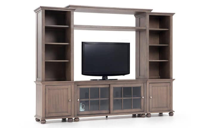 Hampstead Entertainment Wall with Console