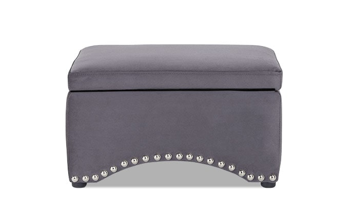 Kayla Storage Foot Stool