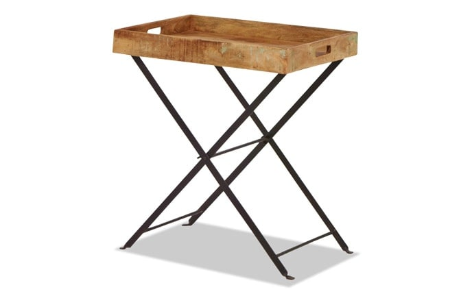 Reclaimed Tray Stand