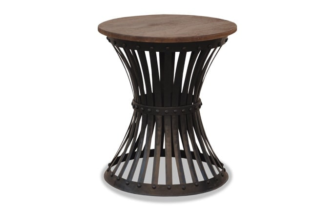 Damaru Side Table