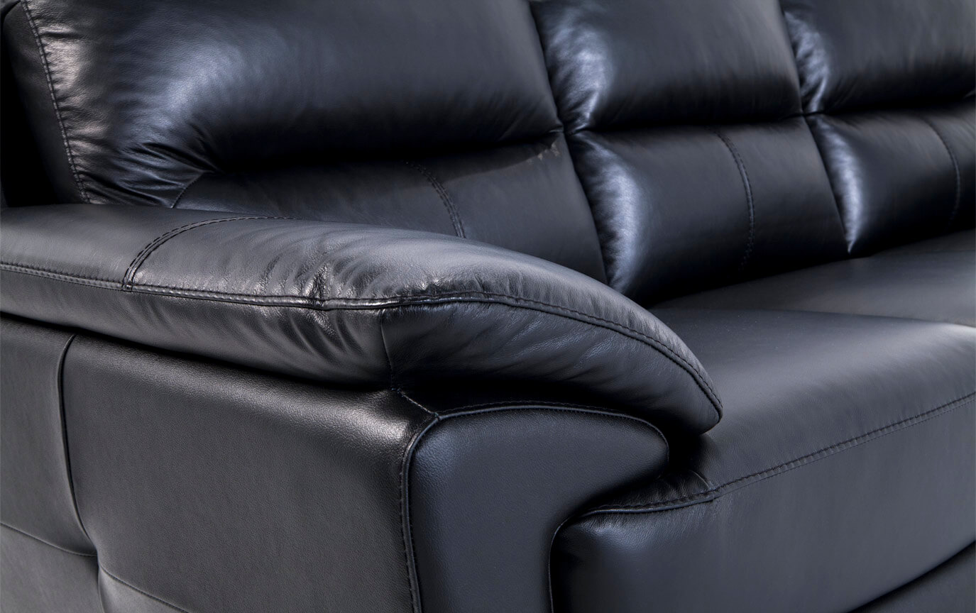 Galaxy Leather Sofa