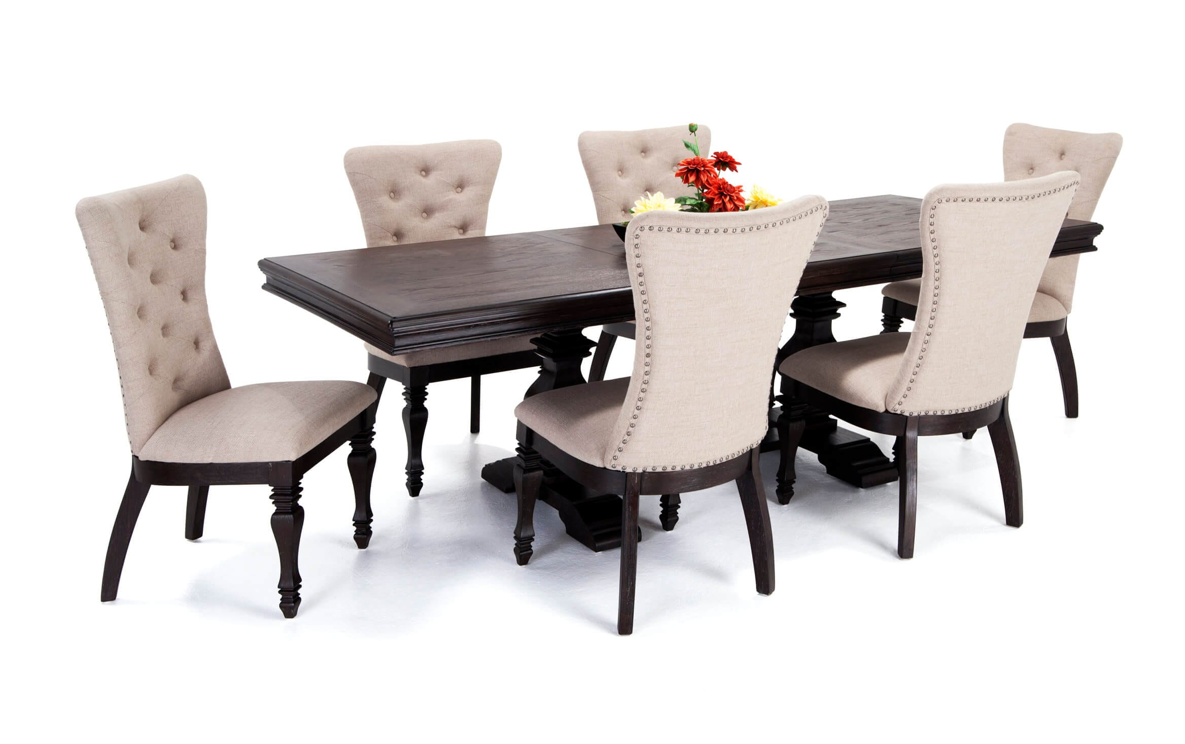 Riverdale 7 Piece Dining Set With
