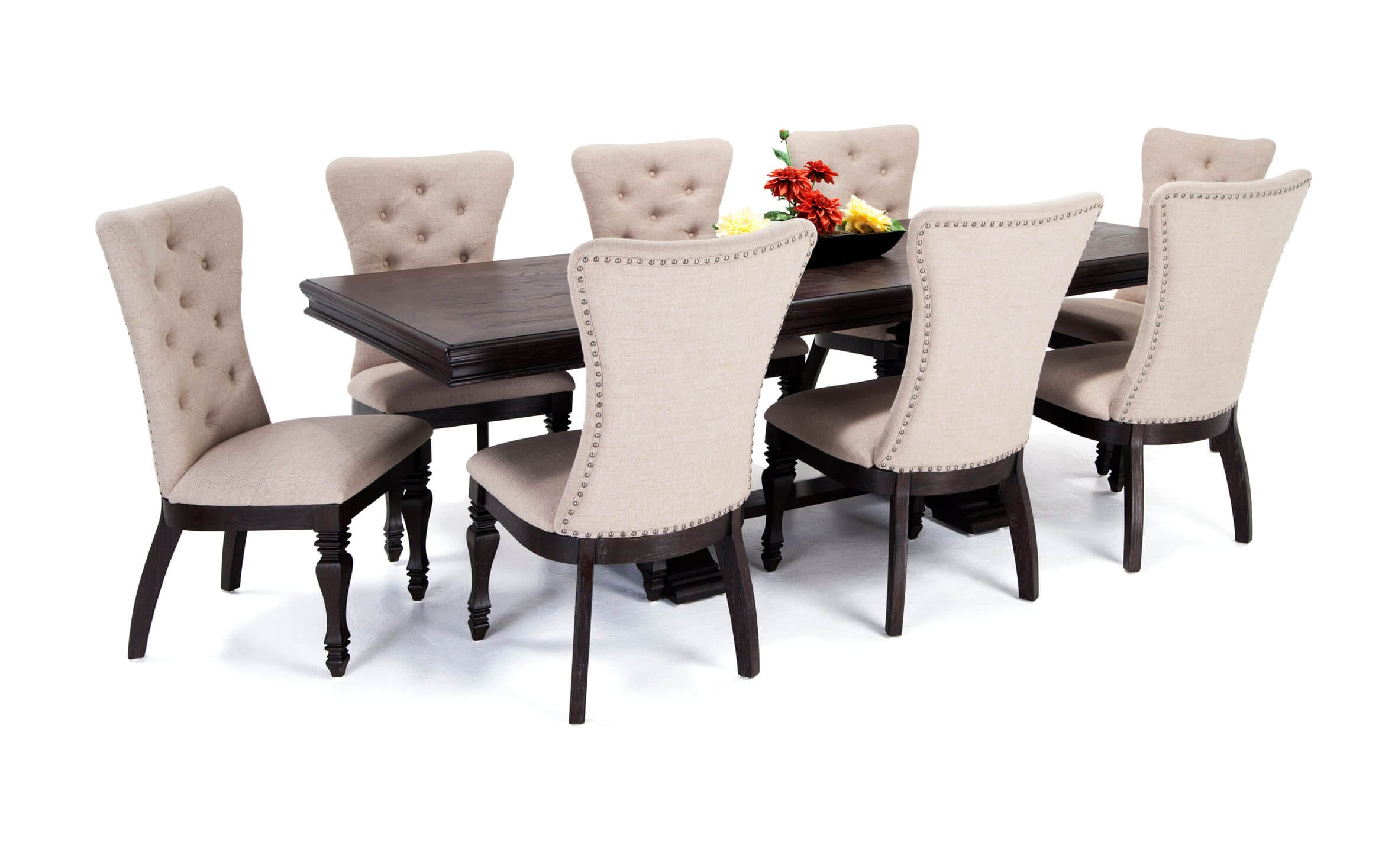 Riverdale 9 Piece Dining Set With