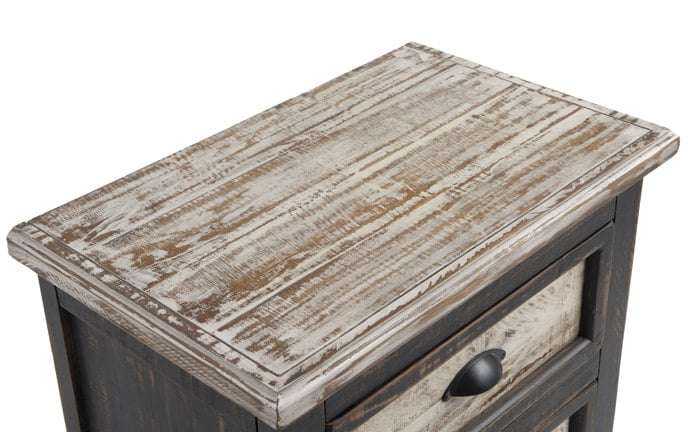 Santa Fe 3 Drawer Cabinet