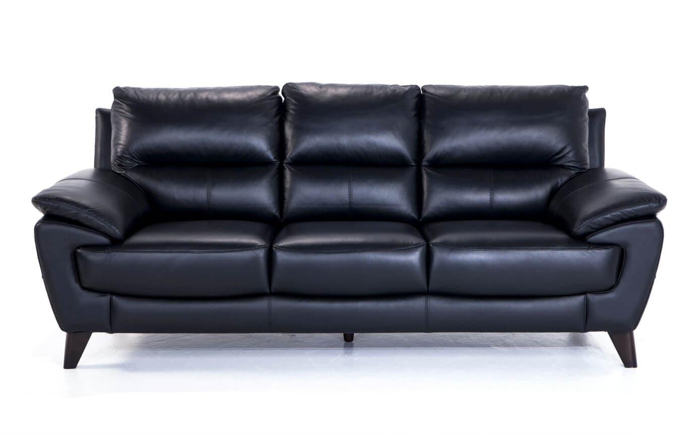 Galaxy Leather Sofa & Loveseat