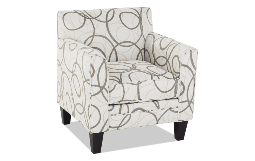 Clinton Camel Accent Chair