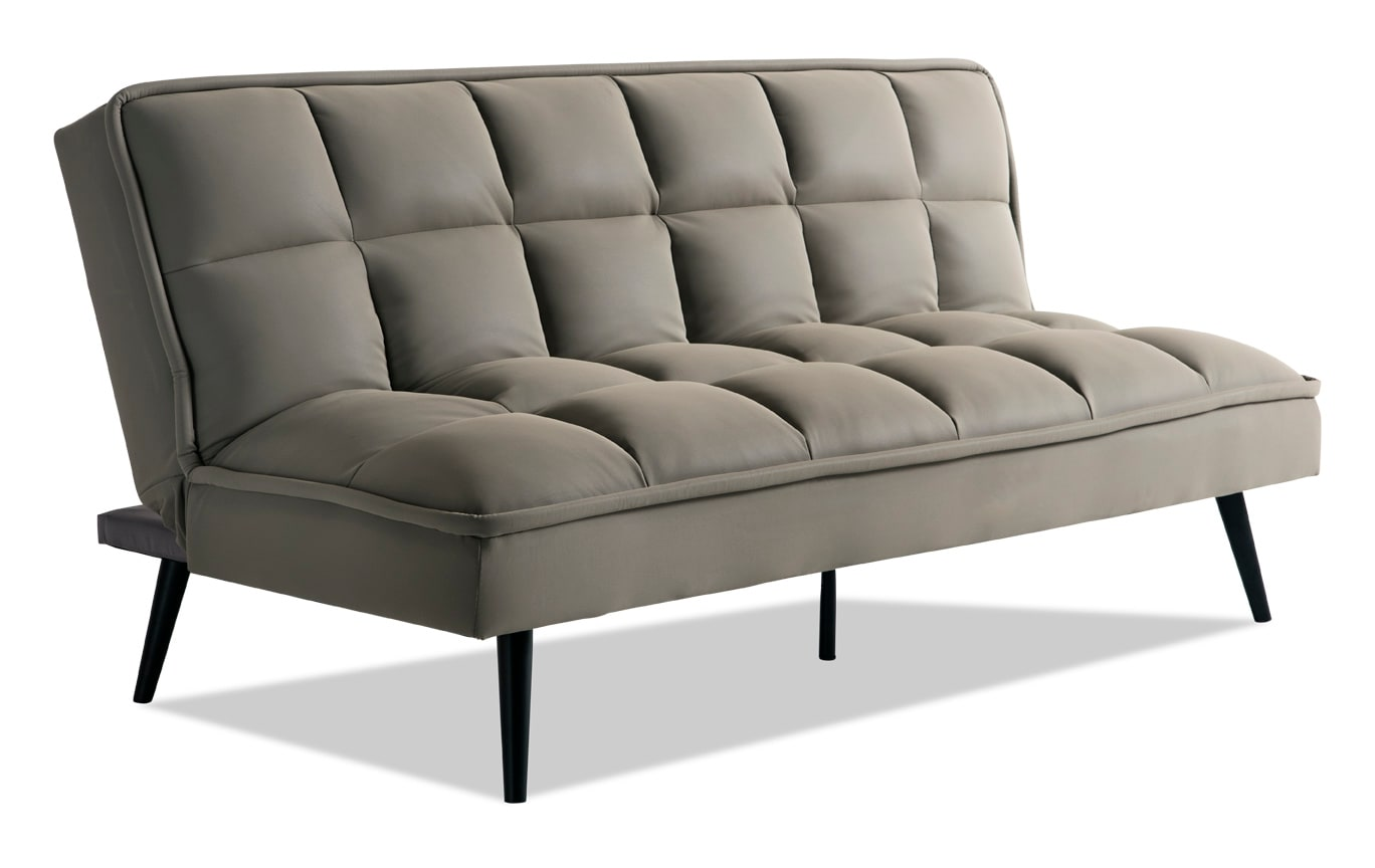 Carly Gray Bob O Matic Futon
