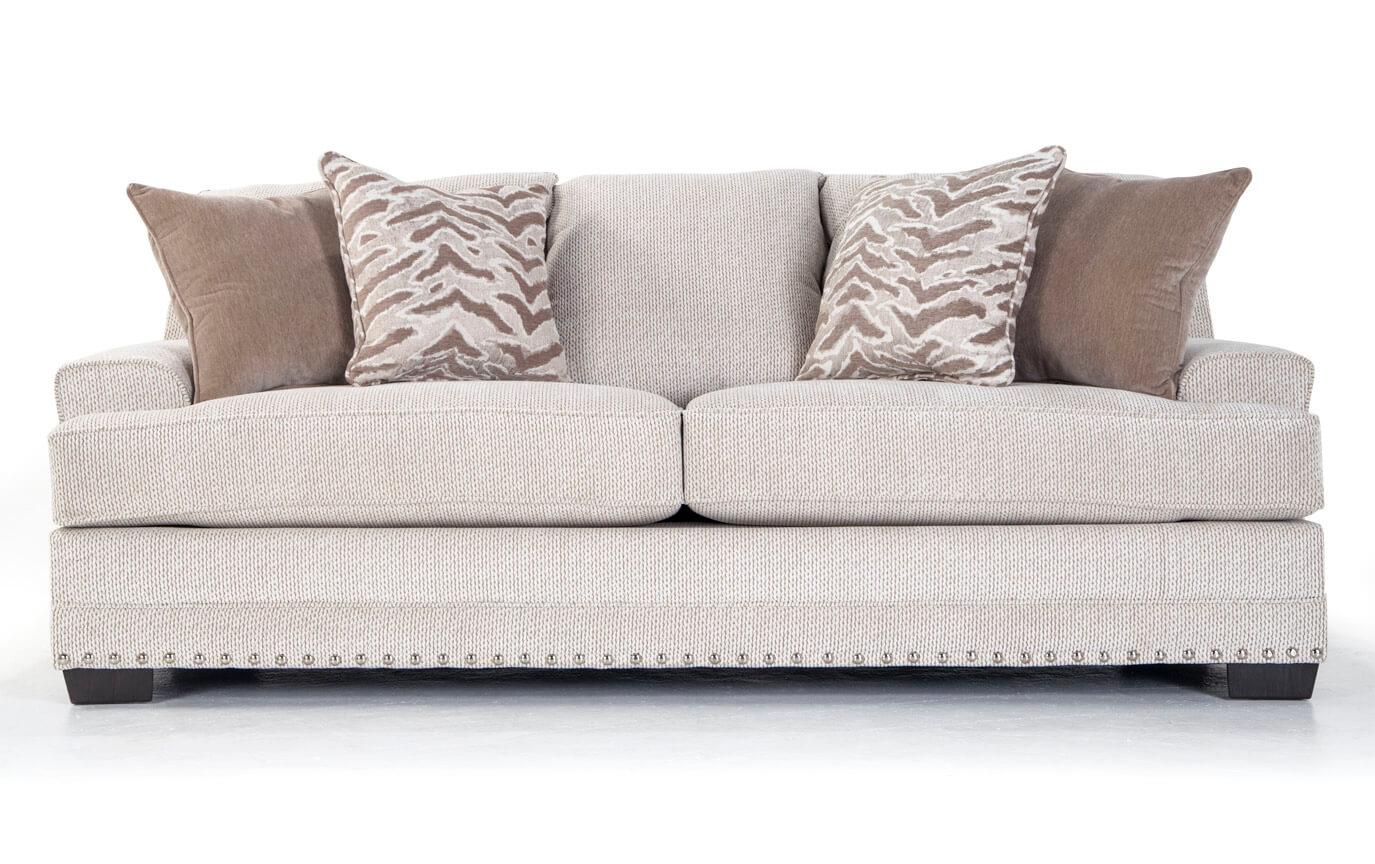 Glitz Sofa & Chaise