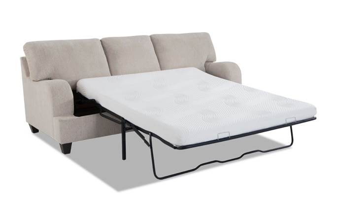 Hamptons Bob-O-Pedic Gel Memory Queen Sleeper