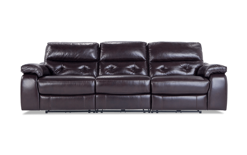 Prime Excalibur Leather Power Reclining Sofa Pabps2019 Chair Design Images Pabps2019Com