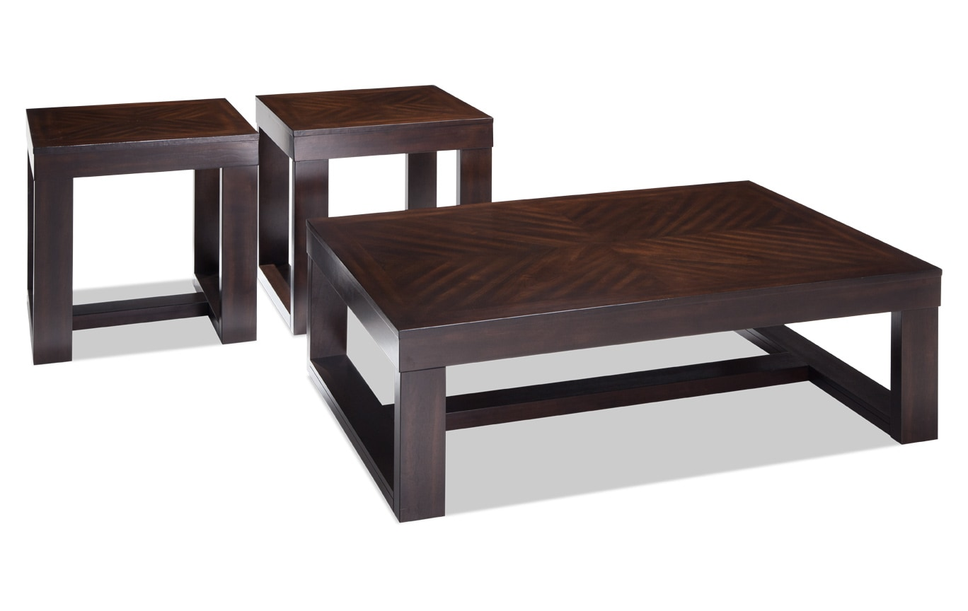 Edge Coffee Table Set