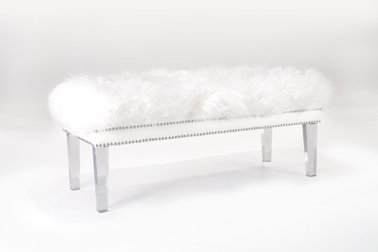 Splendor Luxe Accent Bench