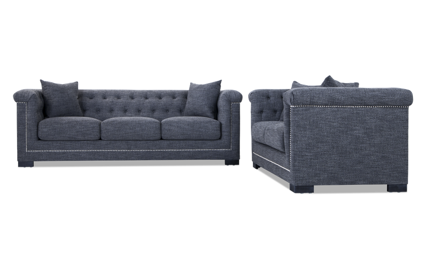 Melrose Sofa & Loveseat
