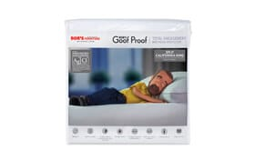Dual California King Total Encasement Mattress Protector