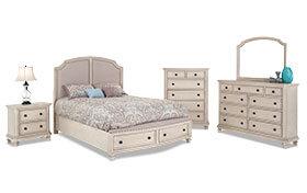 Euro Cottage Bedroom Set