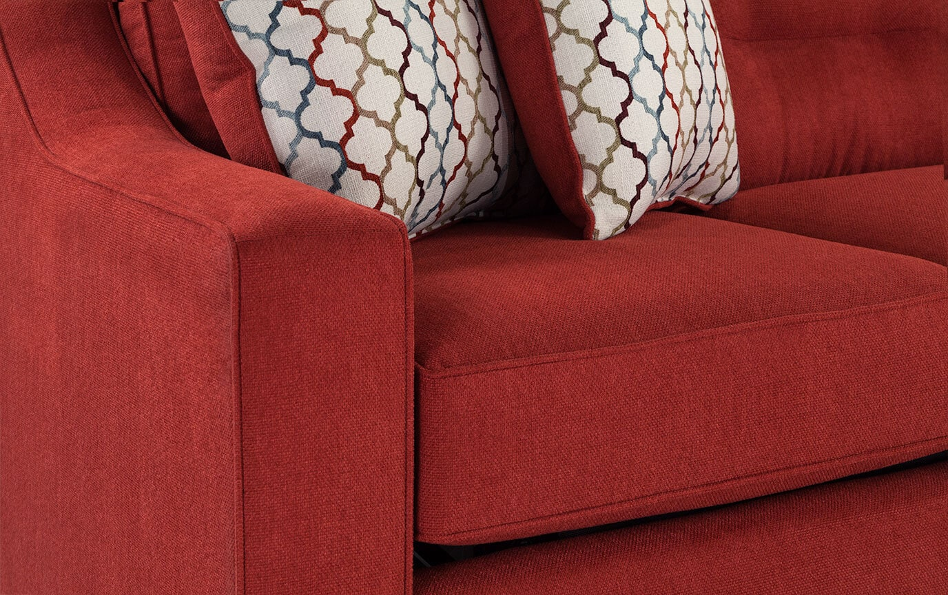 Fiesta Sofa & 2 Accent Chairs