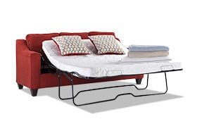 Fiesta Queen Innerspring Sleeper Sofa