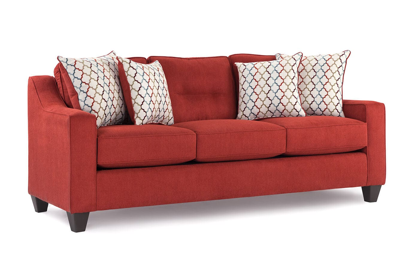Fiesta Queen Innerspring Sleeper Sofa
