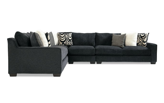 Laguna 4 Piece Sectional