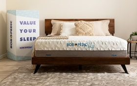 Bob-O-Pedic Sky King Dual Feel Mattress
