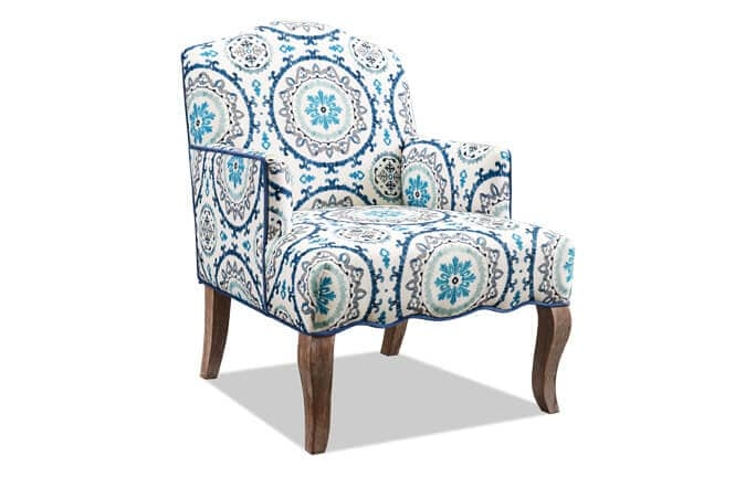 Teena Suzani Arm Chair