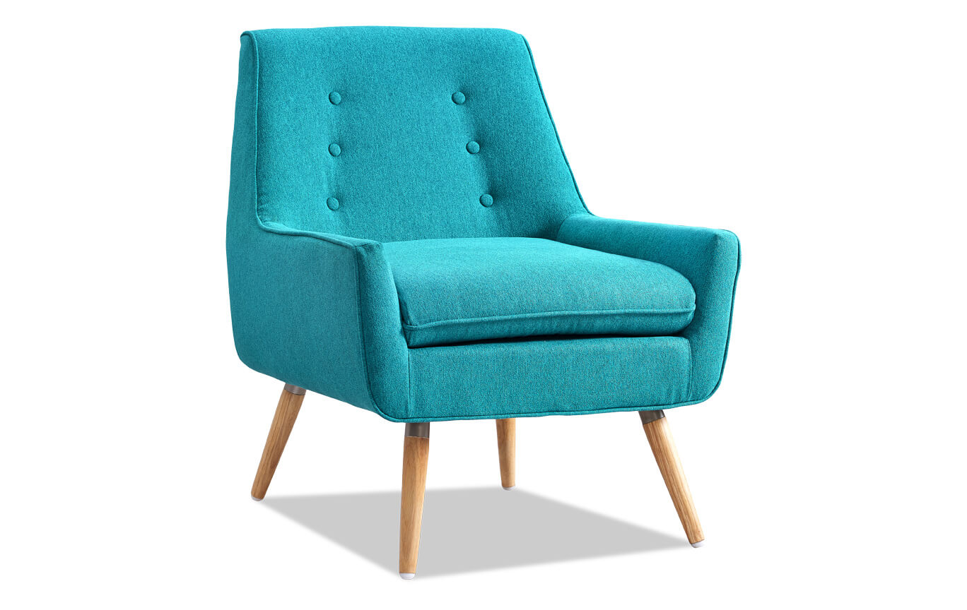 Dorothy Bright Blue Chair