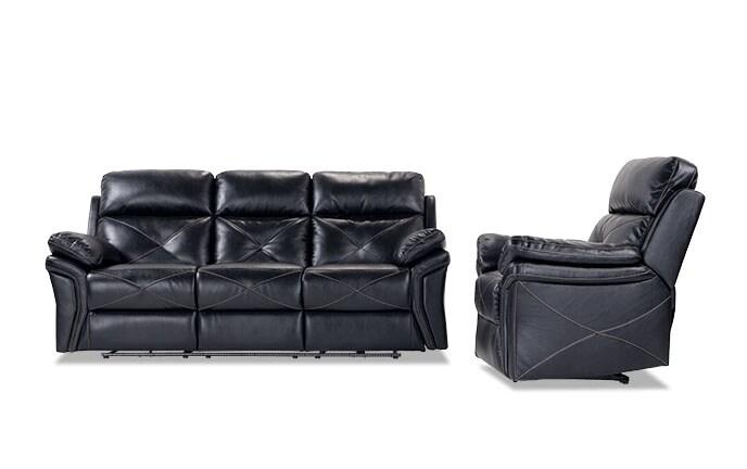 Encore Sofa & Recliner