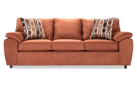 Tristan Saddle Sofa