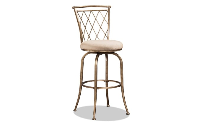 Jenni Swivel Stool