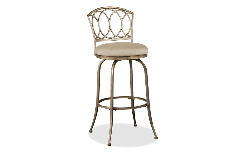 Irina Swivel Stool
